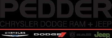 Pedder CDJR dealer logo